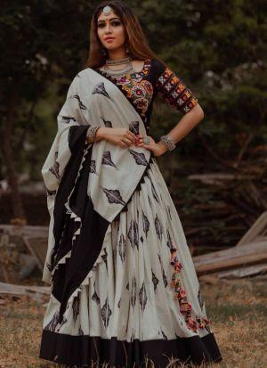 Digital Printed Multi Color New Designer Navratri Special Chaniya Choli