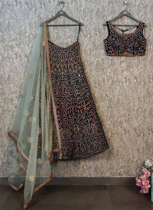 Graceful Multi Color Occasion Wear Lehenga Choli