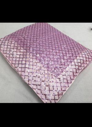 Onion Color Mono Net Saree