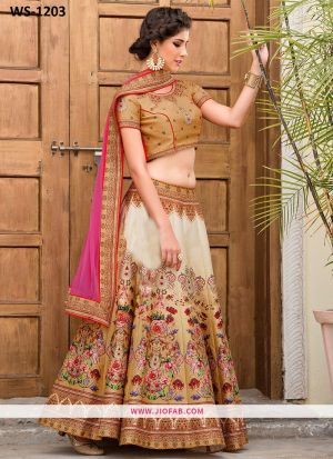 Anarkali Designer Lehenga And Chaniya Choli