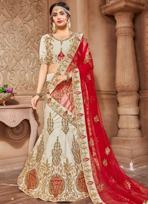 Chiku Designer Exclusive Bridal Lehenga Choli