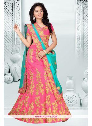 Gajari Designer Bridal Chaniya Choli