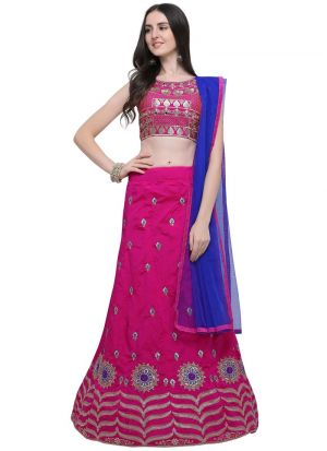 Rani Designer Exclusive Bridal Lehenga Choli