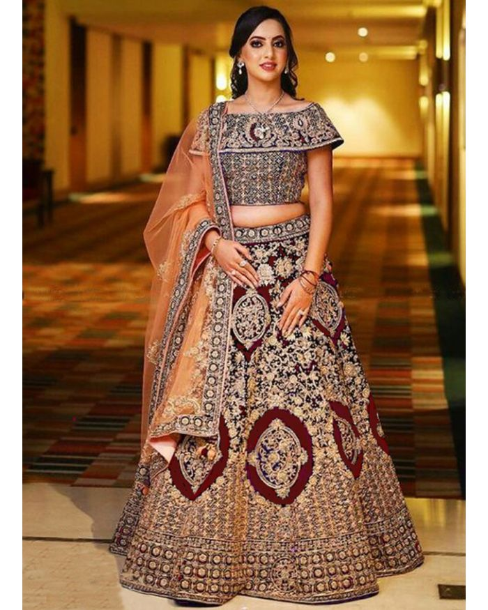 aeee70768 Lehenga Choli Online India - Buy Designer Lehengas   Ghagra Cholis at Low  Prices on Jiofab