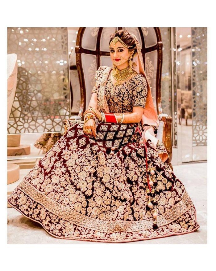 07398e1ded Bridal Lehenga Choli - Buy Bridal Lehenga Choli Online India on Jiofab