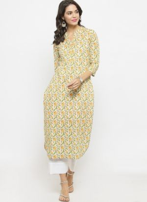 Best Designer Pure Cotton Pure Cotton Kurti Collection For Womens