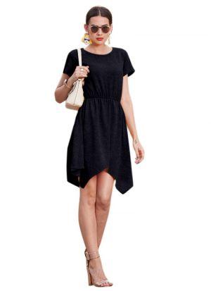 Black Short Dresses For Party