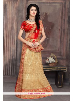 Bridal Chiku Designer Chaniya Choli