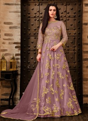 Festive Collection Onion Designer Anarkali Long Salwar Suit