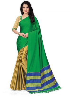 Latest Collection Multi Color Classic Saree