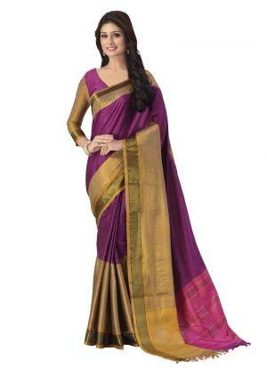 Latest Design Multi Color Indian Saree