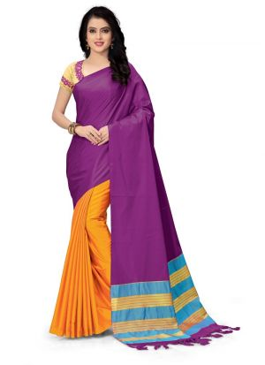 Latest Fancy Multi Color Party Wear Saree Collection