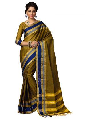Latest Fashions Multi Color Festive Special Saree