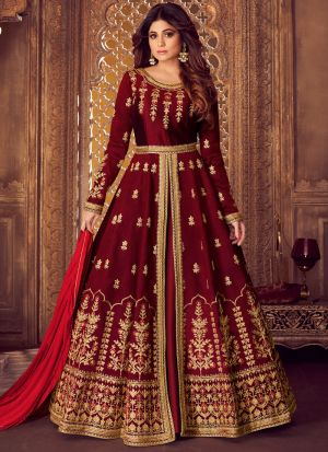 a6e78c6db6 Anarkali Suits Online - Buy Anarkali salwar Suits, Anarkali Dresses ...