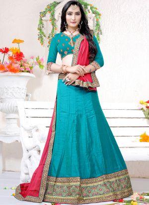 Milano Rama Wedding Designer Lehenga Choli