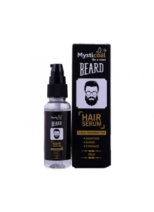 Mysticoal Beard Hair Serum 45 Ml