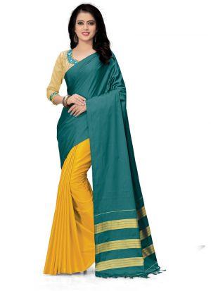 New Arrival Multi Color Designer Beautiful Saree