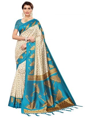 Rama Art Silk Regular Use Saree
