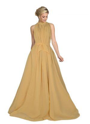 Sleevless Chiku Gown