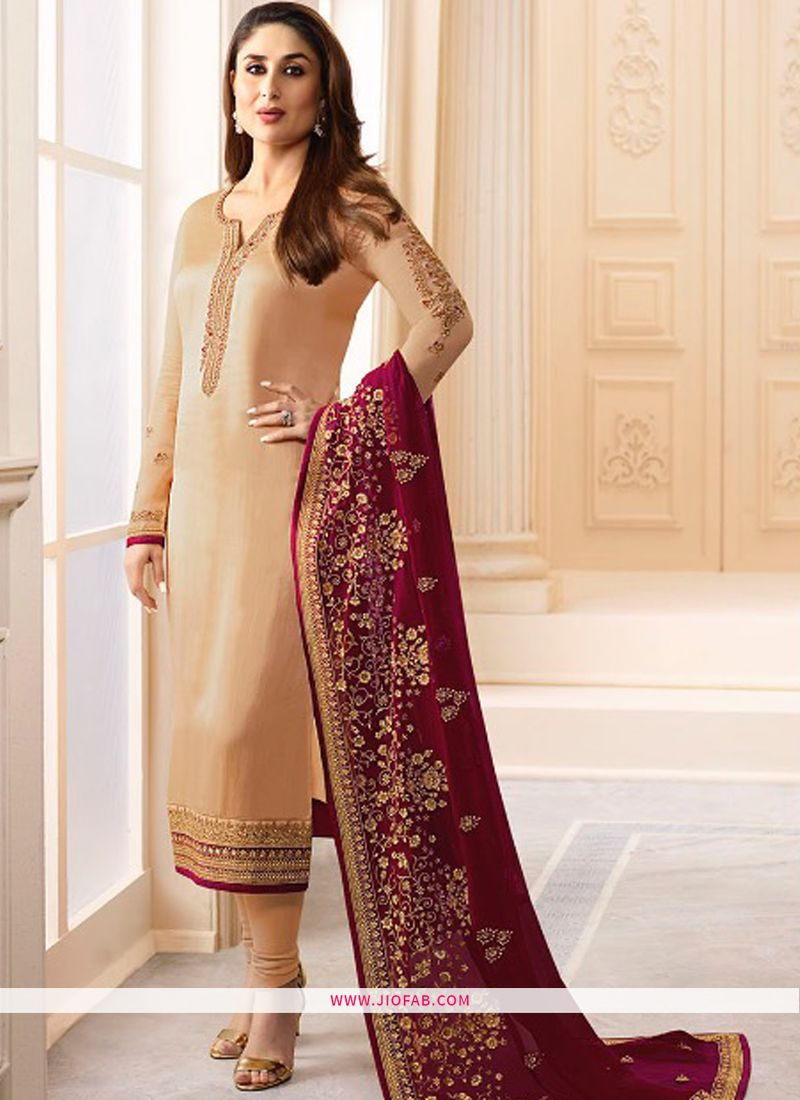 924a5dbd18 Online Purchase 6273 Golden Georgette Designer Churidar Salwar Suit For  Weddings