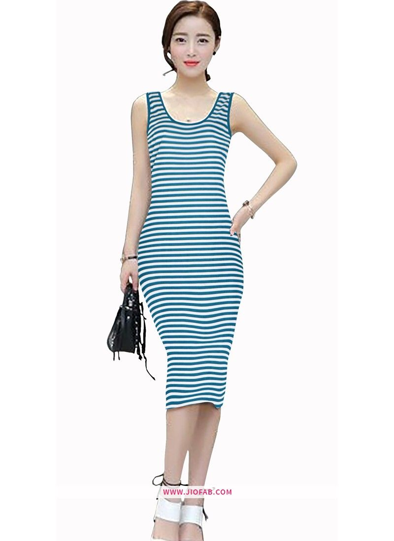 7dbe789b7 Online Purchase Green Latest Lining Sleeveless Girls Trendy T Shirt