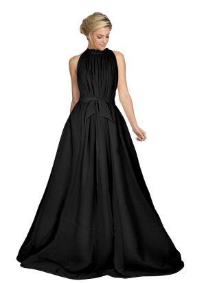 Exclusive Designer Black Gown