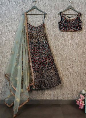 Graceful Multi Color Occasion Wear Lehenga Choli