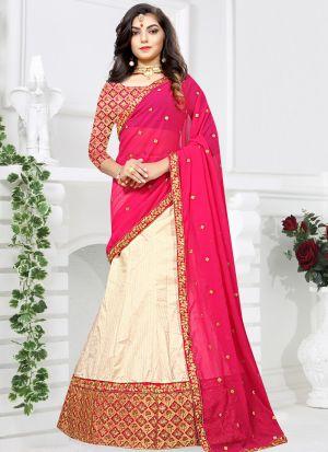 Latest Chiku Sana Silk Designer Lehenga Choli