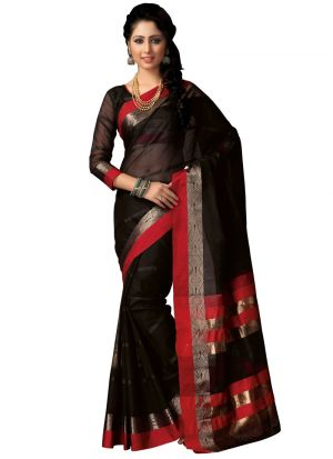 Latest Collection Multi Color Indian Style Saree