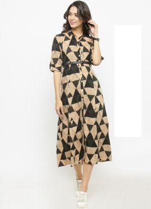 Multi Color Rayon Latest Designer Kurti For Girl