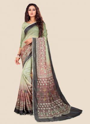 Multi Colour New Arrival Katki Silk Saree Collections