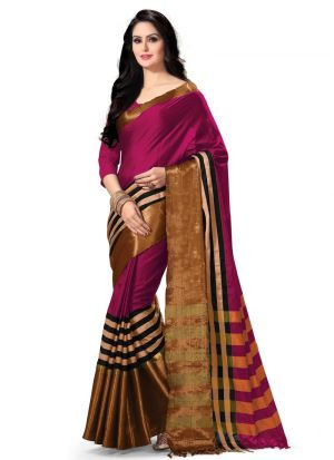 New Arrival Multi Color Elegant Traditional Saree