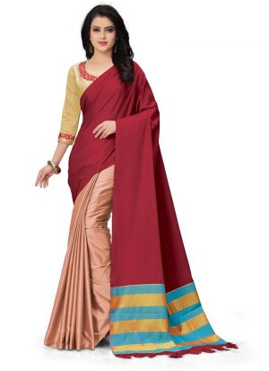 New Arrival Multi Color Indian Saree