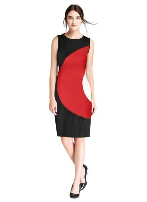 New Exclusive Designer Red Dress