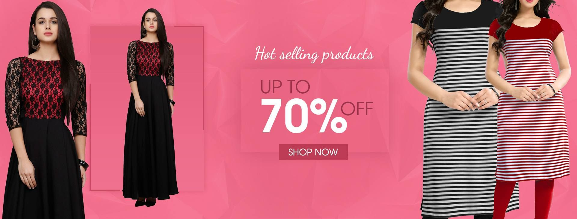 Trendy Clothes Online Shopping Site India | Indian Wear Fashion ...