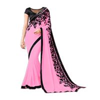 Beautiful Designer Saree With Good Quality Online India
