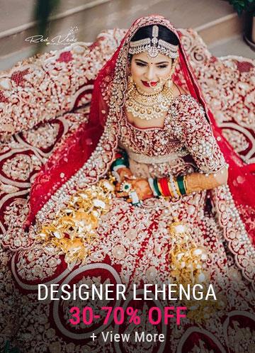 Designer Lehenga Online