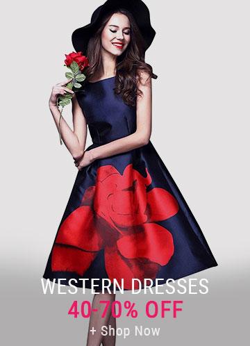 Western Dress Online